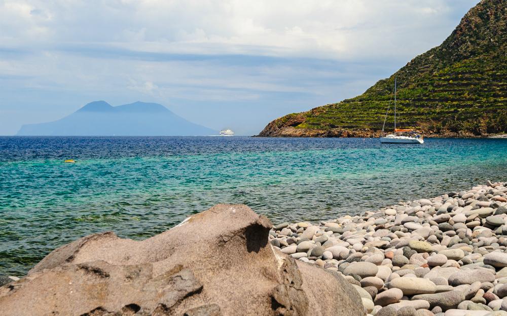 Alicudi - Spiaggia