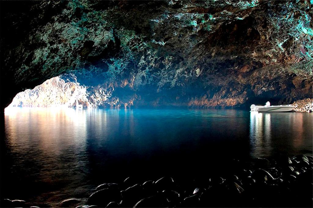 Grotta del Bue Marino - Interno