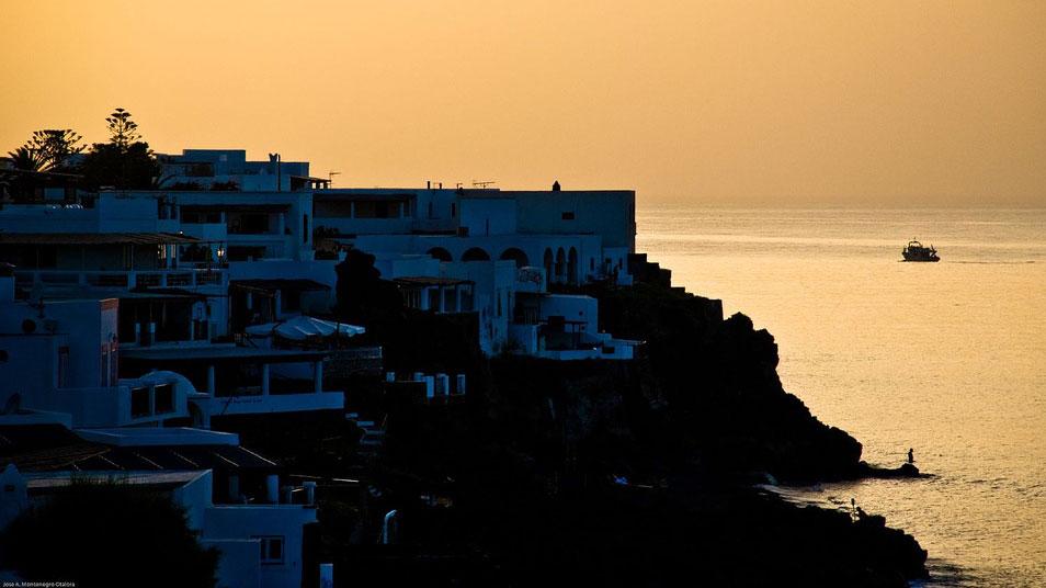 Spiaggia di Ficogrande vista