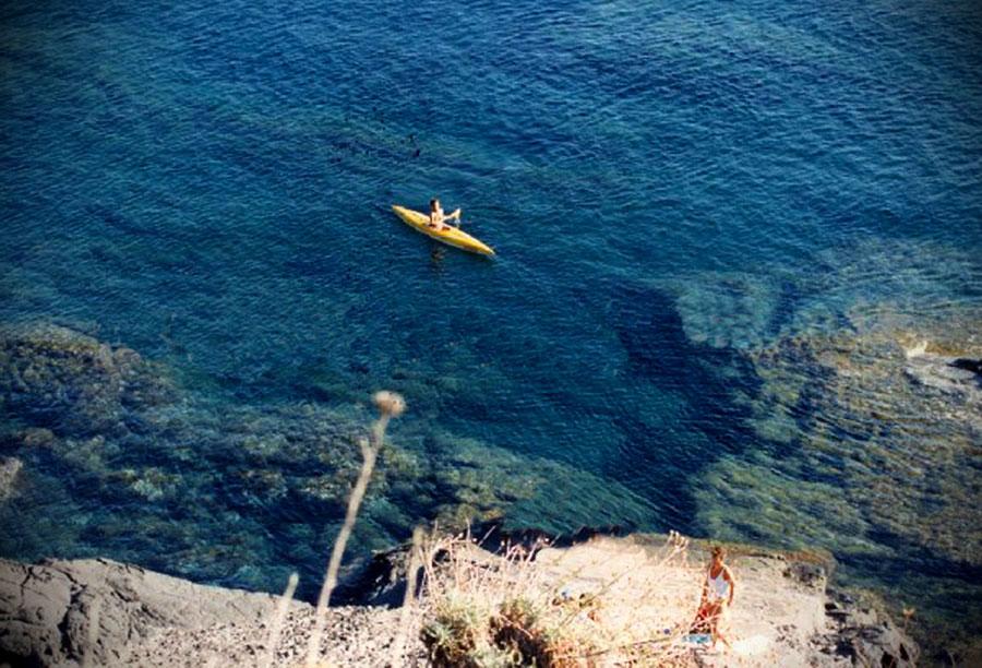 Le Secche di San Lazzaro mare