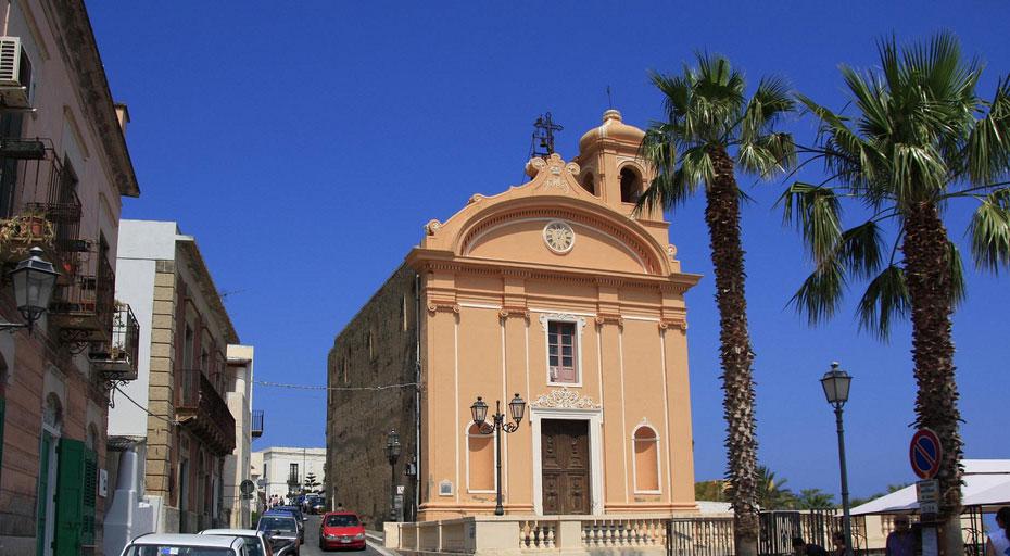 Malfa chiesa