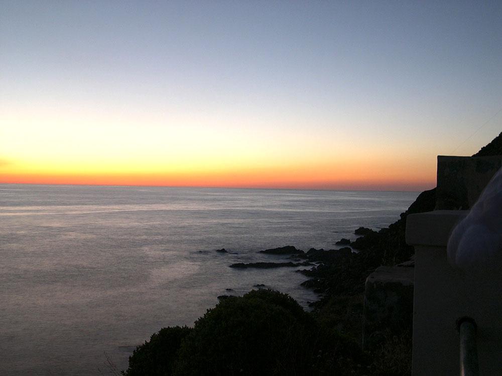 Piscità tramonto