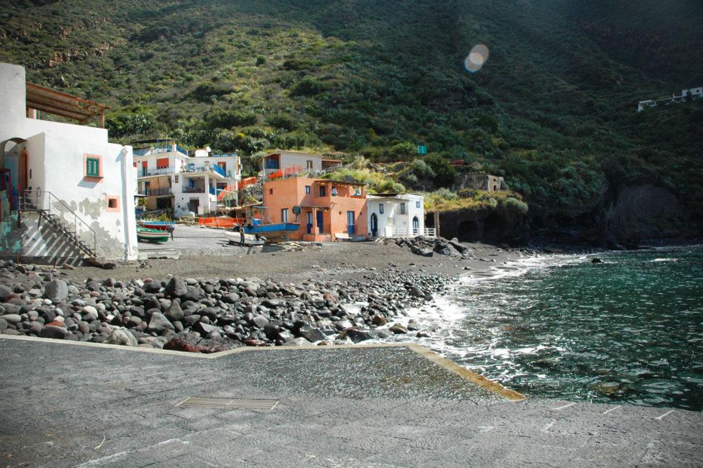Spiaggia di Rinella costa